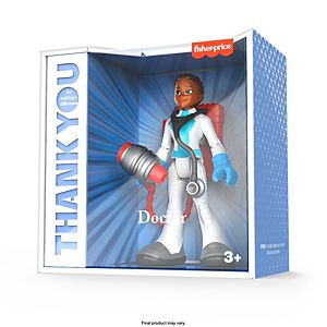 Fisher-Price® Thank You Heroes Special Edition Doctor Figure