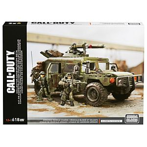Mega Bloks® Call of Duty® Armored Vehicle Collector Construction Set