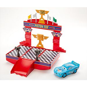 Disney•Pixar Cars Wheel Action Drivers™ Race & Win Playset