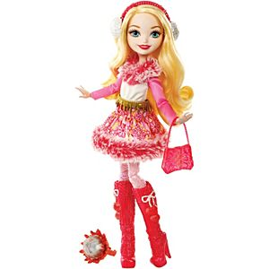 Ever After High Epic Winter Apple White Doll
