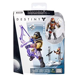 Megabloks® Destiny® Hunter Cryptid Armory Figure
