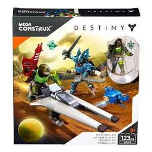 Mega Bloks S-31V Destiny® Sparrow Building Kit