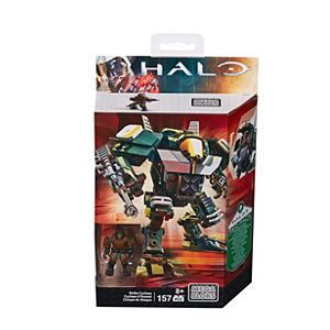 Mega Bloks Halo Strike Cyclops Building Kit
