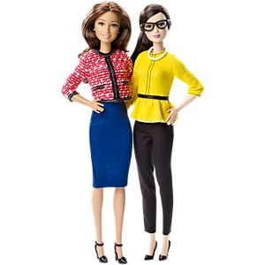 Barbie® President and Vice President Dolls
