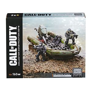 Mega Bloks® Call of Duty® RIB Coastal Attack