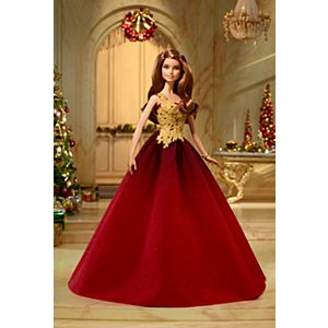 Barbie™ 2016 Holiday Doll - Red Gown