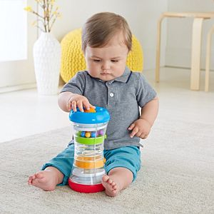 3-In-1 Crawl Along Tumble Tower
