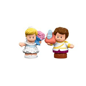 Disney Princess Cinderella & Prince Charming by Little People®