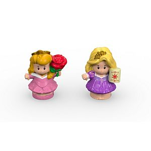 Disney Princess Aurora & Rapunzel by Little People®