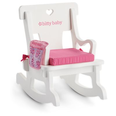 sc 1 st  American Girl & Storytime Chair | Bitty Baby | American Girl