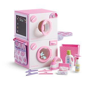 Bitty's Washer & Dryer Set for Girls