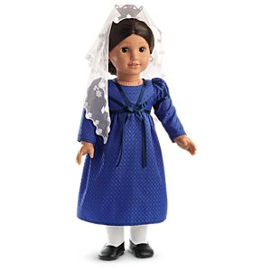 Josefina's Navidad Outfit for 18-inch Dolls