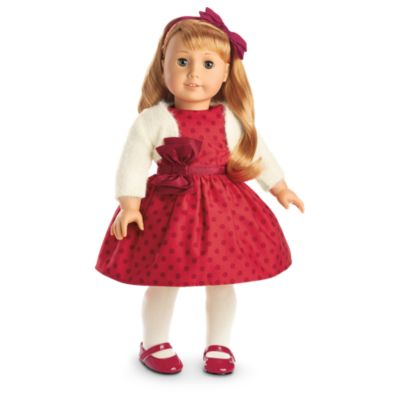 - Maryellen's Christmas Party Outfit For 18-inch Dolls American Girl