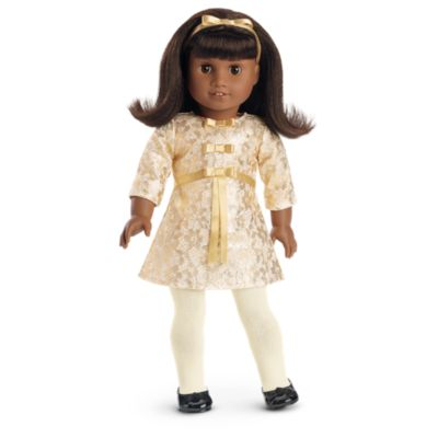 - Melody's Christmas Outfit For 18-inch Dolls American Girl