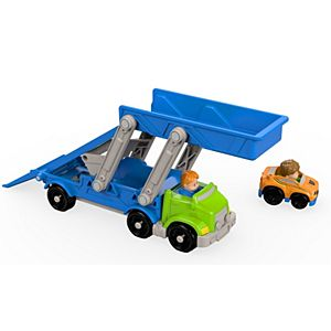 Little People® Ramp 'n Go Carrier