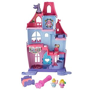 Disney Princess Magical Wand Palace by Little People®