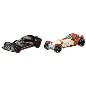 Hot Wheels® Star Wars™ 2 Car Pack - Obi-Wan Kenobi™ vs. Darth Vader™