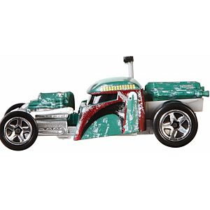 Hot Wheels® Star Wars™ Boba Fett™ Character Car