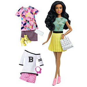 Barbie® Fashionistas® 34 B-Fabulous Doll & Fashions - Original