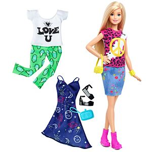 Barbie® Fashionistas® 35 Peace & Love Doll & Fashions - Original