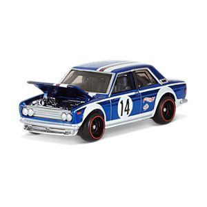 HWC Series 14 Real Riders Datsun Bluebird 510