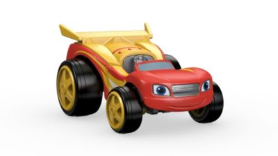 Nickelodeon Blaze And The Monster Machines Race Car
