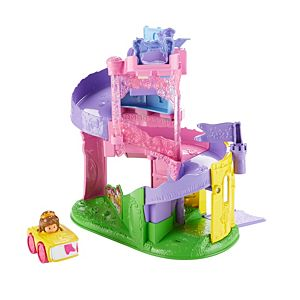 4f3543691e98 Disney Princess Light   Twist Wheelies™ Tower by Little People®