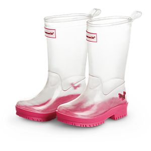 Peek-a-Boo Wellies for Girls