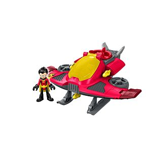 Imaginext® Teen Titans Go!™ Robin and Jet