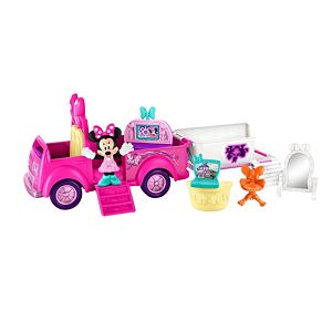 Disney Minnie Mouse Minnie's Happy Helpers Van