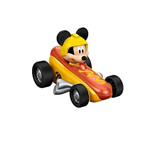 Disney Mickey and the Roadster Racers -  Mickey's Hot Diggity Dogster