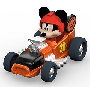 Disney Mickey and the Roadster Racers - Mickey's Halloween Spookster Vehicle