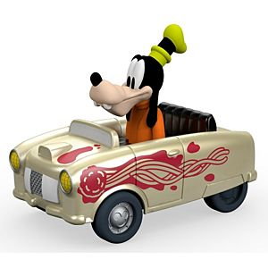 Disney Mickey and the Roadster Racers - Goofy's Spaghetti Mayhem Vehicle