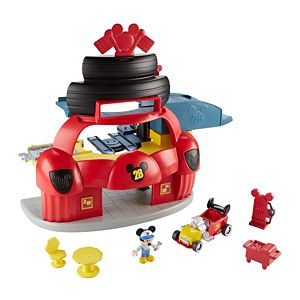 Roadster Racers Garage