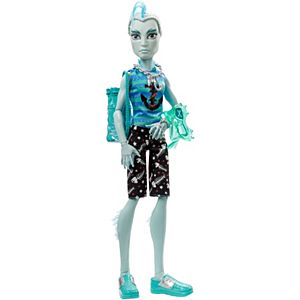 "Monster High® Shriekwrecked™ Shriek Mates™ Gillington ""Gil"" Webber® Doll"
