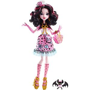 Monster High® Shriekwrecked™ Nautical Ghouls Draculaura™ Doll