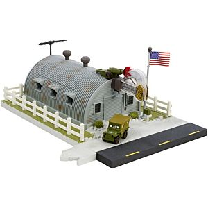 Disney•Pixar Cars Precision Series Sarge's Surplus Hut Playset