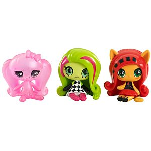 Monster High™ Minis 3-Pack #2