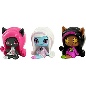 Monster High™ Minis 3-Pack #3