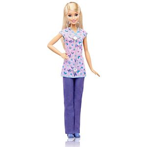 Barbie® Nurse Doll with Stethoscope