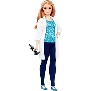 Barbie® Scientist Career Doll With Microscope