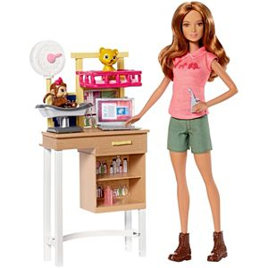 Barbie® Zoo Doctor Playset