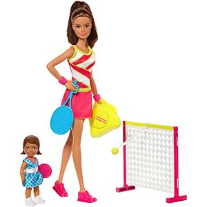 Barbie® Tennis Coach