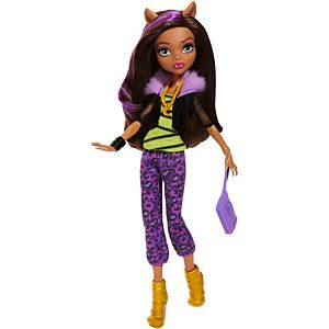 Monster High® Clawdeen Wolf® Doll