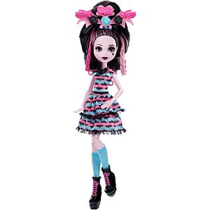 Monster High® Party Hair Draculaura® Doll