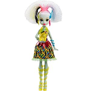 Monster High® Electrified High Voltage™ Frankie Stein® Doll