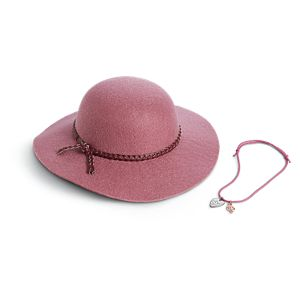 Tenney's Hat & Necklace for Dolls