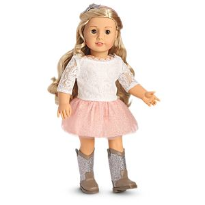 Tenney's Spotlight Outfit for 18-inch Dolls