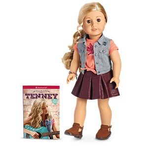 Tenney™ Doll & Book