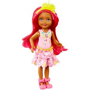Barbie™ Dreamtopia Pink Rainbow Cove™ Chelsea Sprite Doll